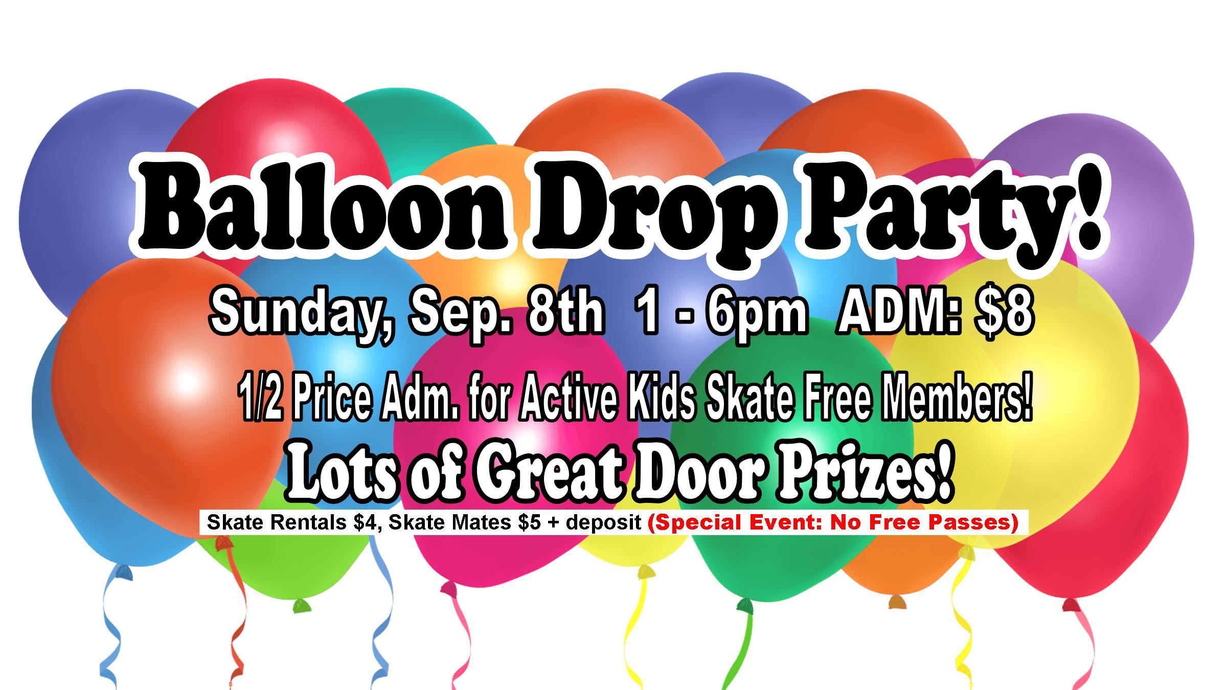 Balloon Drop Party_SLIDER